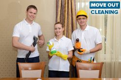 Move Out Cleaners in London